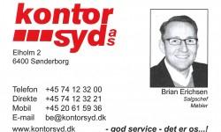 Kontor Syd Website