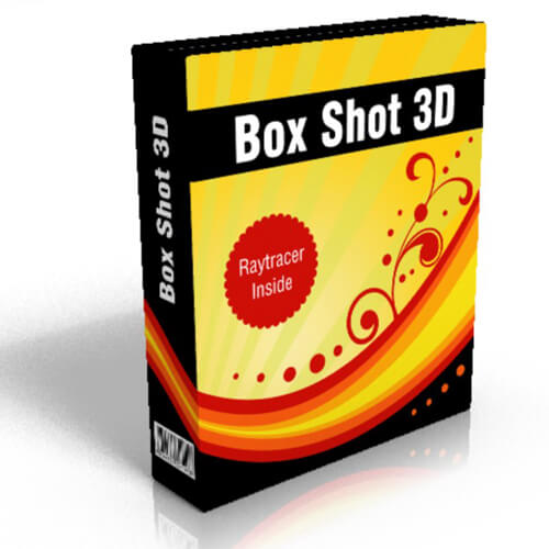 3D- produktbokse