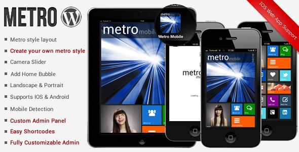 Metro-Mobile-Premium-Wordpress-Mobile-Template