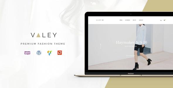 Valey - Fashion WooCommerce WordPress Theme