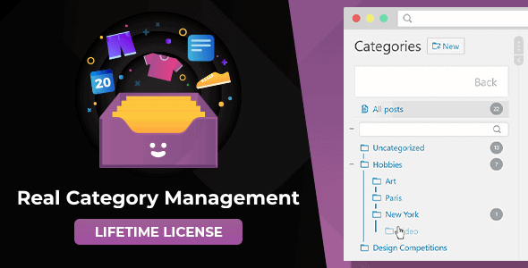 WordPress-Real-Category-Management-Content-Management-in-Category-Folders-with-WooCommerce-Support
