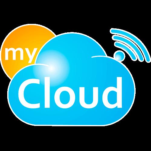 myCloud Logo og Koncept